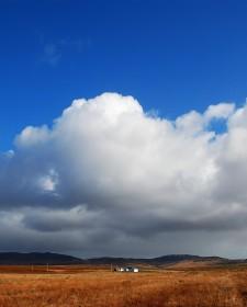 Mooie Luchten in Schotland
