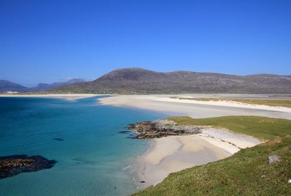 Luskentyre Beach Schotland