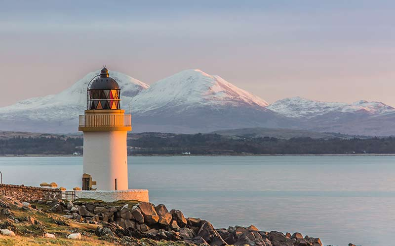 Loch Indaal Lighthouse Port Charlotte