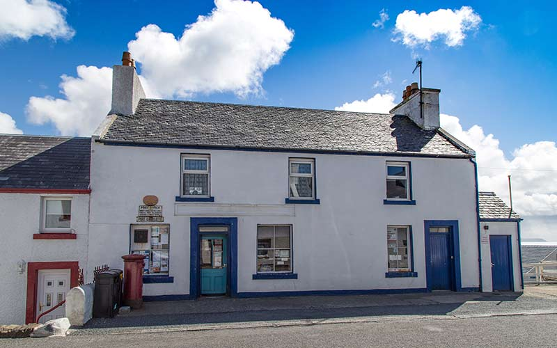 Spar Shop Port Charlotte Islay