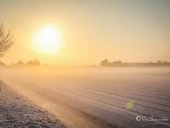zonsopgang-zilkerbinnenweg